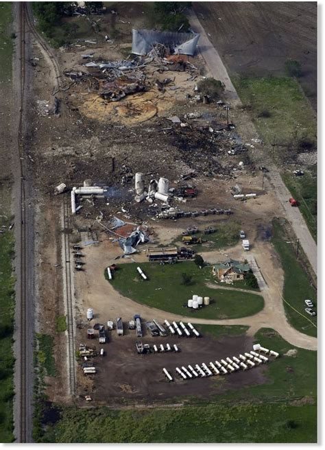 west texas explosion map explosion at fertilizer plant in west texas news politics current affairs page 2