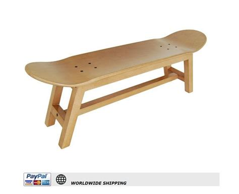 Skateboard Stool by Skateboard Stool Quot Nollie Heelflip Quot Honey Color