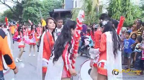 bug terbaru kota video max terbaru pawai karnaval hari ulang tahun hut kota kupang