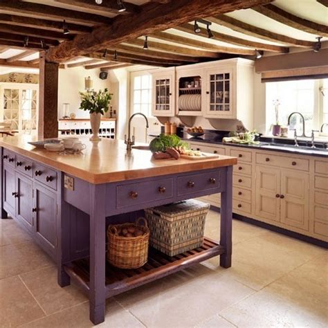 country kitchen island ideas these 20 stylish kitchen island designs will you