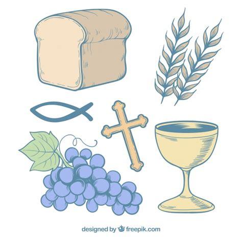 imagenes religiosas vectores elementos religiosos dibujados a mano descargar vectores