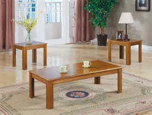 Oak Living Room Table Sets Coffee Tables And End Tables Sets Living Room 3