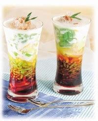 Indonesia Snack Desserts 100 Recipes es cendol recipes foods corner feel the