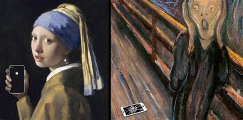 Modern Technology In Cl Ic Paintings