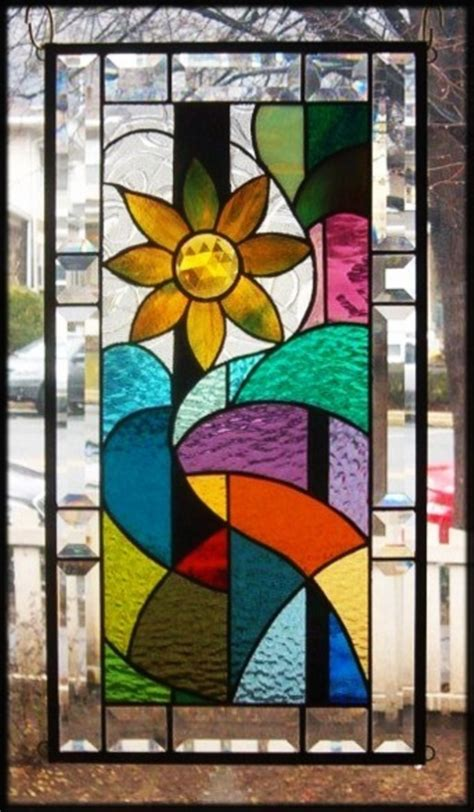 beautiful glass painting ideas  designs  beginners