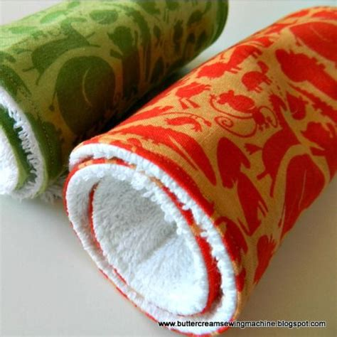 Handmade Burp Cloths - handmade burp cloths 10 potential gifts