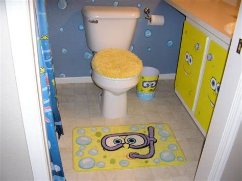spongebob bathroom decor 1000 images about kids bathroom theme ideas on pinterest
