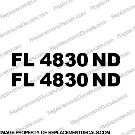 boat registration replacement replacement decals replacementdecals aftermarket
