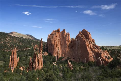 Garden Of The Gods Park by Garden Of The Gods Scenic Drive Outthere Colorado