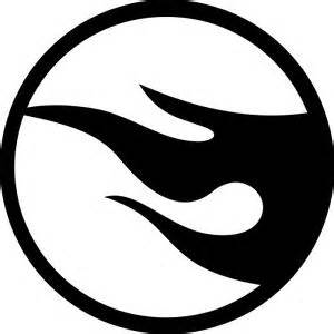 Hot Wheels Treasure Hunt Circle Flame Decals, Set of 2   eBay