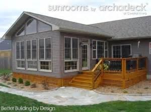 Four Season Addition Room Additions On Lindal Cedar Homes Family