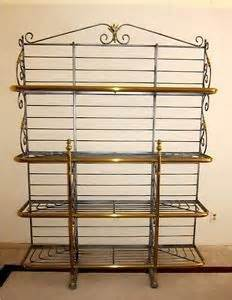 Where Can I Buy A Bakers Rack French Brass And Iron Bakers Rack Perfit Fils Ltd Paris