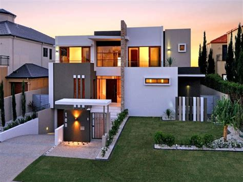 design your own home facade beautify modern minimalist facade home design