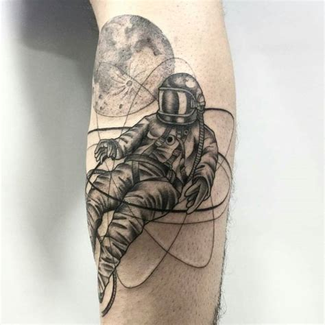astronaut tattoo meaning moon tattoos with meaning crescent moon