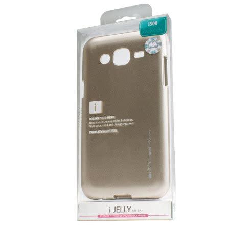 Clear Shining For Samsung J5 2015 Gold mercury goospery ijelly samsung galaxy j5 2015 gel