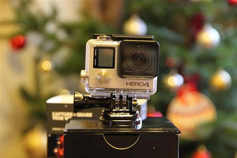 Kamera Gopro 4 Black Edition gopro 4 black edition sporta kamera spoki