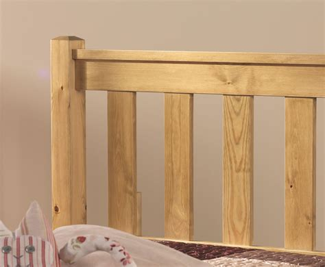 Pine Headboards Uk by Shaker Pine Headboard