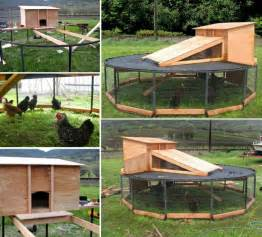 How To Build A Backyard Chicken Coop 10 Diy Backyard Chicken Coop Plans And Tutorial Www Fabartdiy