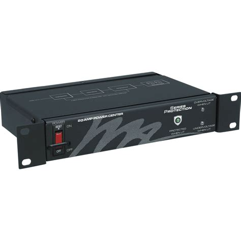 Rack Power by Middle Atlantic Half Rack Power Distribution With 20a Pd 420r Sp