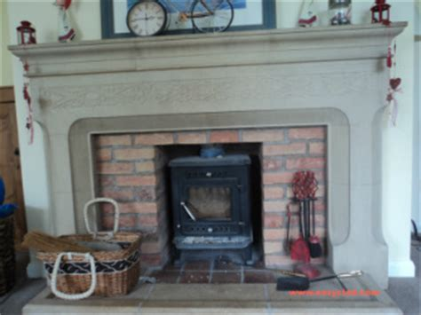 how to use thin brick slips cladding veneer on fireplaces