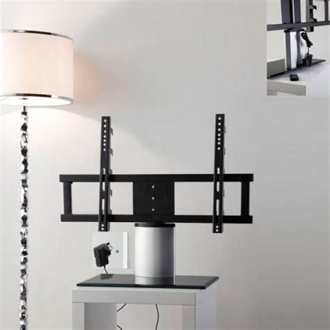 universal lcd tv stand with remote control for swivel