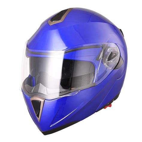 motocross helmets with visor dot flip up modular full face motorcycle helmet dual visor