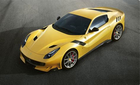 Ferrari F12 tdf Revealed With More Power, Rear Wheel Steering