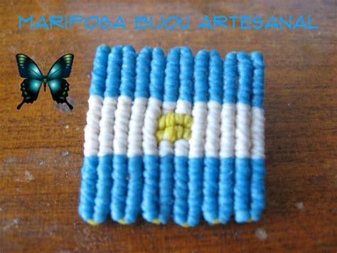 Cavandoli Macrame Tutorial - tutorial bandera argentina en t 233 cnica cavandoli macrame