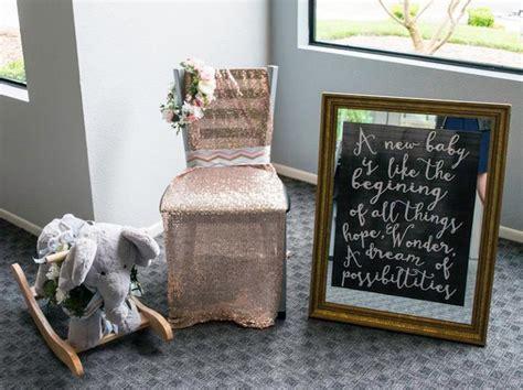 modern baby shower chair ideas kara s ideas boho safari baby shower kara s