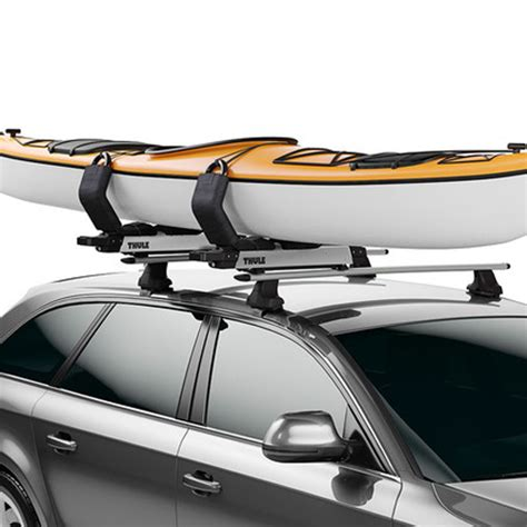 Hullavator Kayak Rack by Thule 898 Hullavator Pro Lift Assist Kayak Rack Rackwarehouse