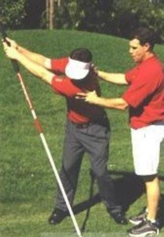 golf swing flexibility exercises pin by swann brah on sports outdoors pinterest