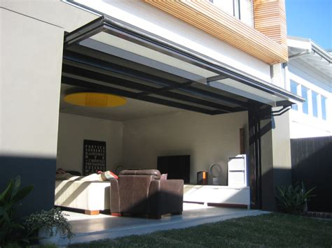 Micro Living Spaces by Vertical Glass Lift Up Doors And Windows For Brisbane And