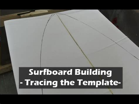 a surfboard template surfboard templates how to build a surfboard 09