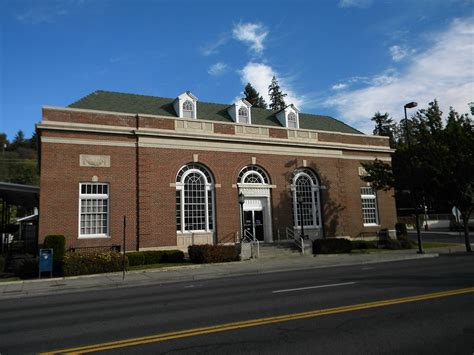 Pullman Post Office by Whitman County Washington