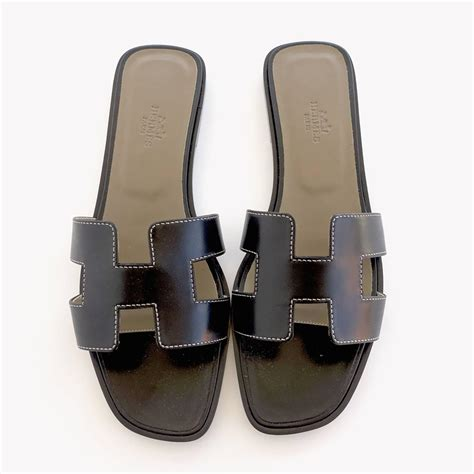 Hermesa Sandal Diskon Hermes Leather Sandals Discount Birkin Bag