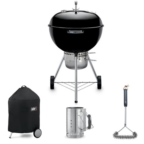 home design kettle grill weber original premium 22 quot kettle grill combo with grill