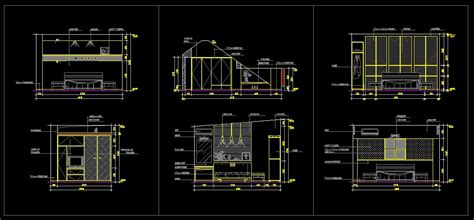 bedroom templates for autocad luxury restaurant design template v 3 cad drawings