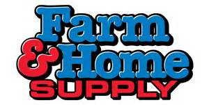 home supply farm and home supply logo