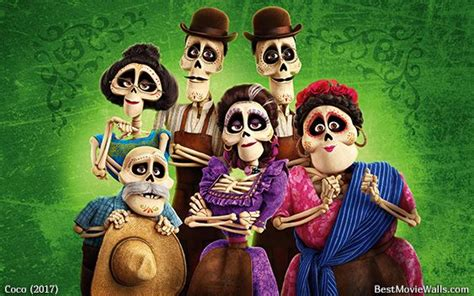 pixar s coco is for the whole family spokane7 dec imelda rivera and the whole rivera family from coco on