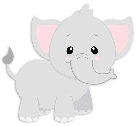 imagenes infantiles elefantes vinilos infantiles elefante jumbo animalitos tiernos