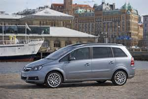 2007 Opel Zafira 2007 Opel Zafira Picture 163270 Car Review Top Speed