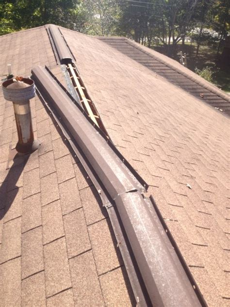cost roof ridge vent roof attic ventilation roofing l e schwartz inc