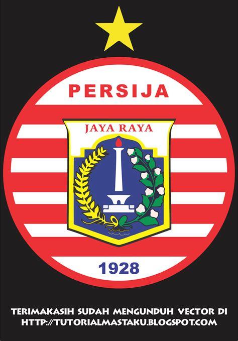 Kaos Persija Jakarta Logo by Vector Logo Persija Jakarta Gratis Tutorial Masta