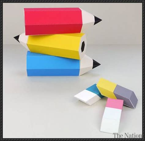 How To Make Paper Pencil - learn how to make a paper pencil