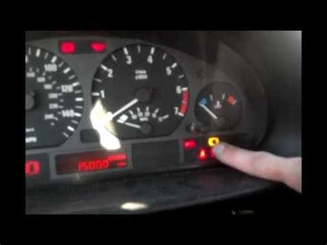 bmw brake warning light 3 series bmw brake pad reset procedure brake warning light reset