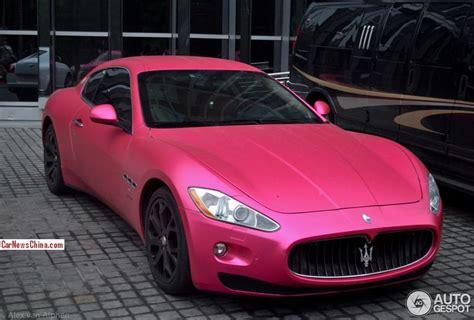 How Much Is A New Maserati by Pink Maserati Ghibli Iii Maserati Pink