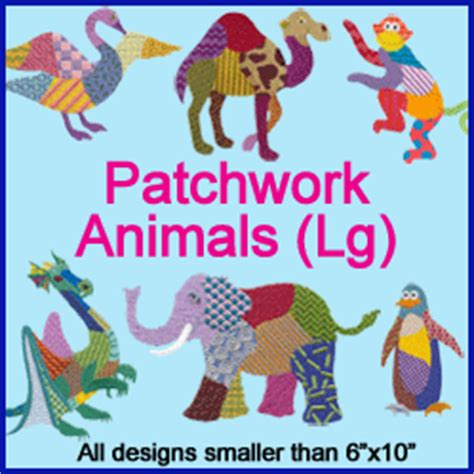 Patchwork Animal Patterns - patchwork animal quilt patterns my quilt pattern