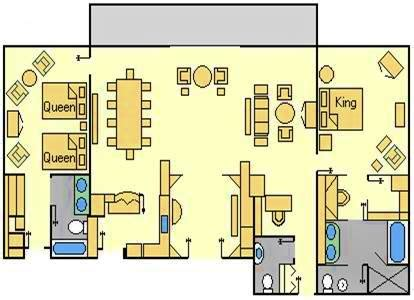 yacht club layout review disney s yacht club resort page 5