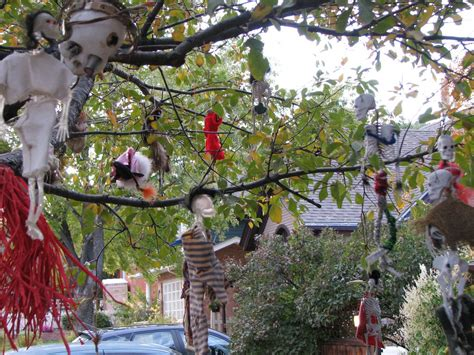 25 cheap outdoor halloween decorations ideas magment