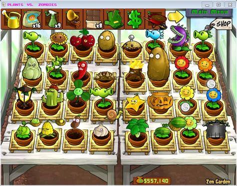 zen garten pvz user nemesis 041 my zen garden plants vs zombies